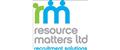 Resource Matters Ltd